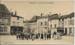 Lot N°27426    Carte De Saint-Disier. - La Place Du Petit Bourg - Saint Dizier