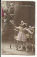 Pour Toi Mes Belles Fleurs , Je Te Les Donne Avec Mon Coeur , 1915 - War 1914-18