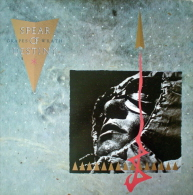 * LP *  SPEAR OF DESTINY - GRAPES OF WRATH - Rock