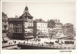 Thematiques Suisse Genéve Editions Lightmotif La Tour De L'ile En 1890 - GE Genève