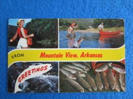 Greetings From Mountain View, Arkansas - Etats-Unis