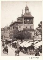 Thematiques Suisse Genéve Editions Lightmotif Photographie De Charnaux Fréres La Tour De L'ile Vers 1890 - GE Genève