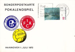 FUSSBALL-FOOTBALL-SOCCER- CALCIO, Western Germany, 1972, Special Card !! - Other