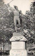 CPA PARIS - MONUMENT A LA MEMOIRE DU MARECHAL NEY - Frankreich