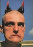 WPL Postcard, Punk, Photo: Rex Features, W89 - Mode