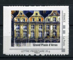 "Grand'Place D'Arras Adhésif Neuf ** . Collector "" Nord - Pas De Calais "" 2009 - France"
