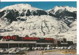 Centre Commercial Velizy 2 , Cpm Publicitaire , 28 Janvier 1981, 2 Scans , Parking, Voitures 2 Cv 4l Petits Plans - France