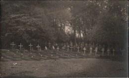 ! Alte Fotokarte , Photo, Friedhof, Cimentiere, Swiniwsky Wolhynien, Ostfront Im 1. Weltkrieg, Guerre 1914-18, Ukraine - Cementerios De Los Caídos De Guerra