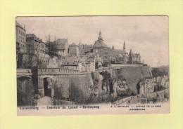Luxembourg - Descente Du Grund - Luxemburgo - Ciudad