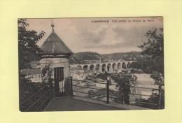 Luxembourg - Une Partie Du Viaduc Nord - Luxemburgo - Ciudad