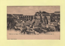 Luxembourg - Vallee Basse Petrusse - Luxemburgo - Ciudad