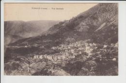 Carte  De Vénaco    ( Recto Verso ) - France