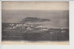 Carte De  L' île Rousse  ( Recto Verso ) - Autres Communes