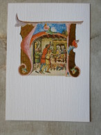 HUNGARY - Képes Krónika  XIV Century  -codex  - Felician Zach's Attempton The Royal Family    D122805 - Hongrie