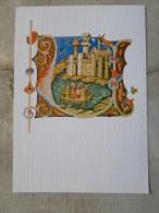 HUNGARY - Képes Krónika  XIV Century  -codex  - Estabilishment Of Venice - Venezia  D122808 - Hongrie