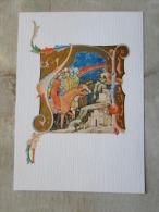 HUNGARY - Képes Krónika  XIV Century  -codex  The Hungarians Destroy Bulgaria   D122809 - Hongrie