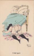 """Cpa  """"L'Objet égaré"""". Georges Mouton - Illustrateurs & Photographes"""