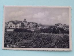 Panorama ( 100 ) Anno 1953 ( Zie Foto´s Voor Details ) !! - De Haan