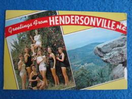 Greetings From Hendersonville, N.C. - Etats-Unis
