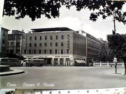 TERNI PIAZZA CORNELIO TACITO AUTOBUS  CORRIERE CAFFE PRINCIPE   VB1960  EP12471 - Terni