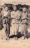 C.P. LAOS. COLLECTION RAQUEZ. ETHNOGRAPHIE SERIE E 23  /2848 - Laos