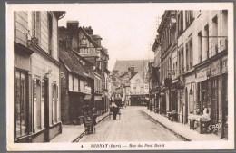 BERNAY . Rue Du Pont Ravet . - Bernay
