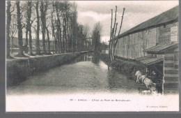 EVREUX . L'Iton Au Pont Du Bois - Jollet . - Evreux