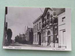 Statiestraat (8) Gheel / Copie - Anno 19?? ( Fotokaart Repro / Zie Foto´s Voor Details ) !! - Geel