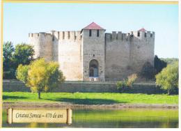 Moldova 2013 Medieval Fortress - Soroca Castle - Moldova