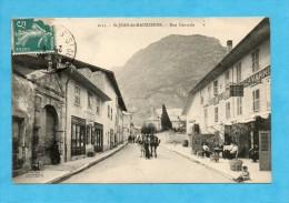 Saint-Jean-de-Maurienne. - Rue Centrale. - Saint Jean De Maurienne