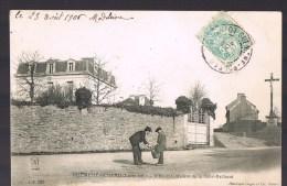 GUEMENE - PENFAO . Villa Et Calvaire De La Grée - Bréchant . - Guémené-Penfao