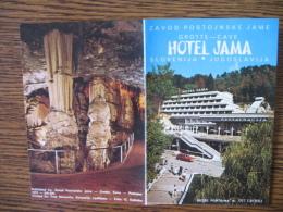ZAVOD POSTOJNSKE JAME HOTEL JAMA POSTOJNA - Tourism Brochures
