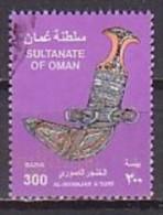 Oman  626 , O  (G 1252) - Oman