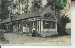 TOCQUEVILLE Les MURS Le Café Des Amis - Autres Communes