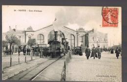 NANTES . Gare D'Orléans . - Nantes