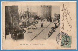 17 - La ROCHELLE -- L'Arrivée Du Thon - La Rochelle