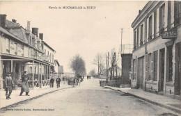 CPA 51 ENTREE DE MOURMELON LE PETIT - Frankrijk