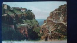 CONSTANTINE : La Sortie Des Gorges Du Rhummel Vue Du Pont El-Kantara En 1906 - Constantine