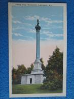 Henry Clay Monument, Lexington, Kentucky.  Kraemer 10645 - Lexington