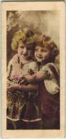 AGENDA CALENDRIER DE POCHE 1933 PUBLICITAIRE ILLUSTRATEUR BIJOUTERIE BOUSQUET NARBONNE ENFANT LITTLE GIRL MAEDCHEN - Calendari