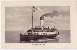 Grande Bretagne - Portsmouth - Duchess Of Fife - Postales