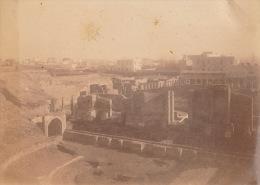 Photo Ancienne Pompei Theatre - Fotos