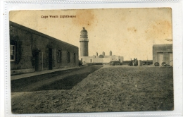 Sutherland Cape Wrath Lighthouse With Houses Unusual View From Circa 1904 Durness - Sutherland