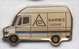 Auto Camionnette Mercédés , Barnes Group - Mercedes