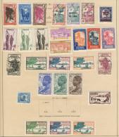 Lot Franz�sische Kolonien * ungebraucht / 57 Werte