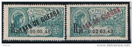 India, 1919, # 1/2 Imposto Postal, MH - Portuguese India