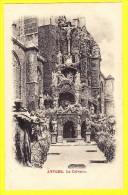 * Antwerpen - Anvers - Antwerp * (Wereldpostvereeniging) Le Calvane, Calvaire, Croix, Cross, Jesus, Christ, Rare, Old - Antwerpen