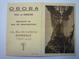 Petit CALENDRIER  PUB   1947  (format   9,7 X 6,5cm) - Calendriers