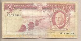Angola - Banconota Circolata Da 500 Scudi - 1962 - Angola