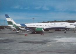 AIR BASHKORTOSTAN, Boeing 757-23N, Unused Postcard [15417] - 1946-....: Moderne